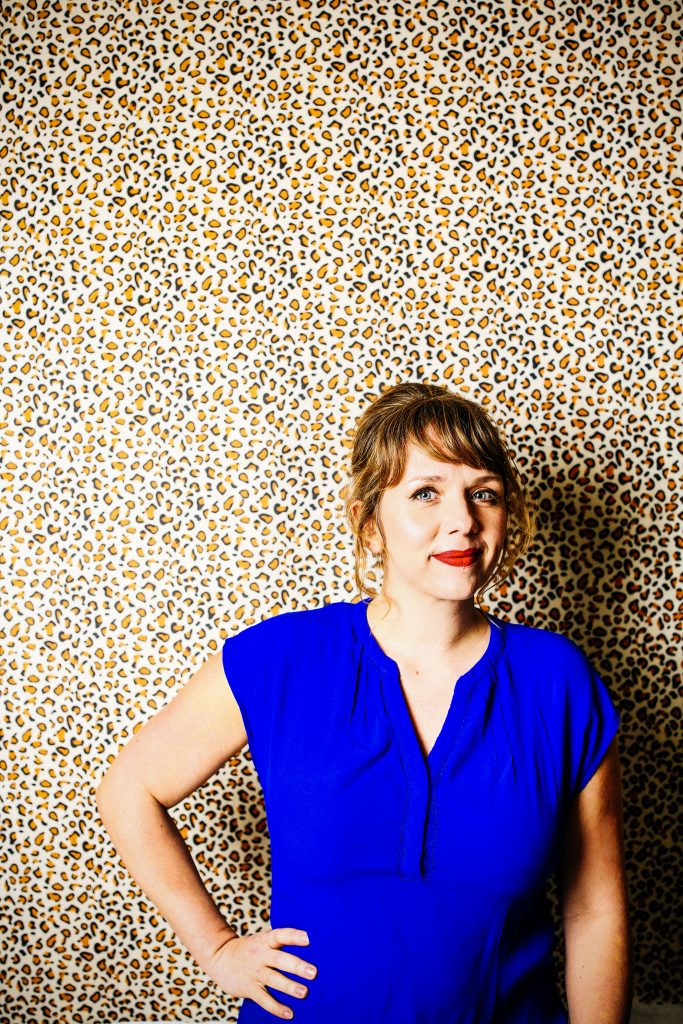 picture of kerry godliman comedy