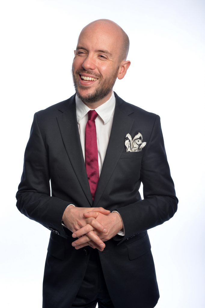 picture of tom allen comedy