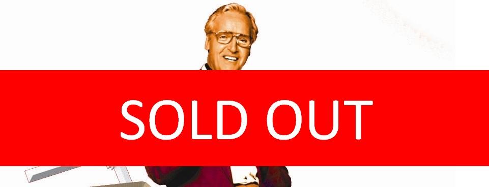 Nicholas Parsons sold out image
