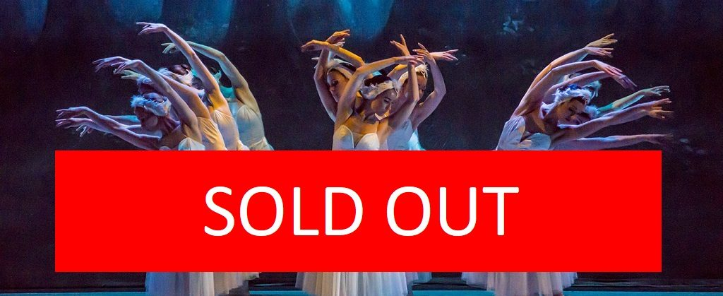 Swan Lake sold out image