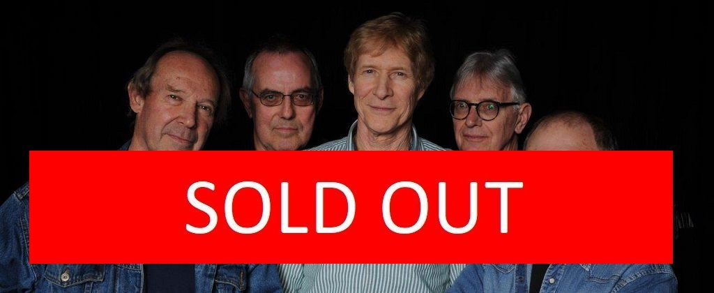 The Blues Band sold out image