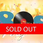 80s disco sold out image