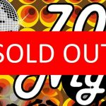 70s night sold out image
