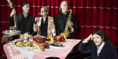Jay Rayner Quartet